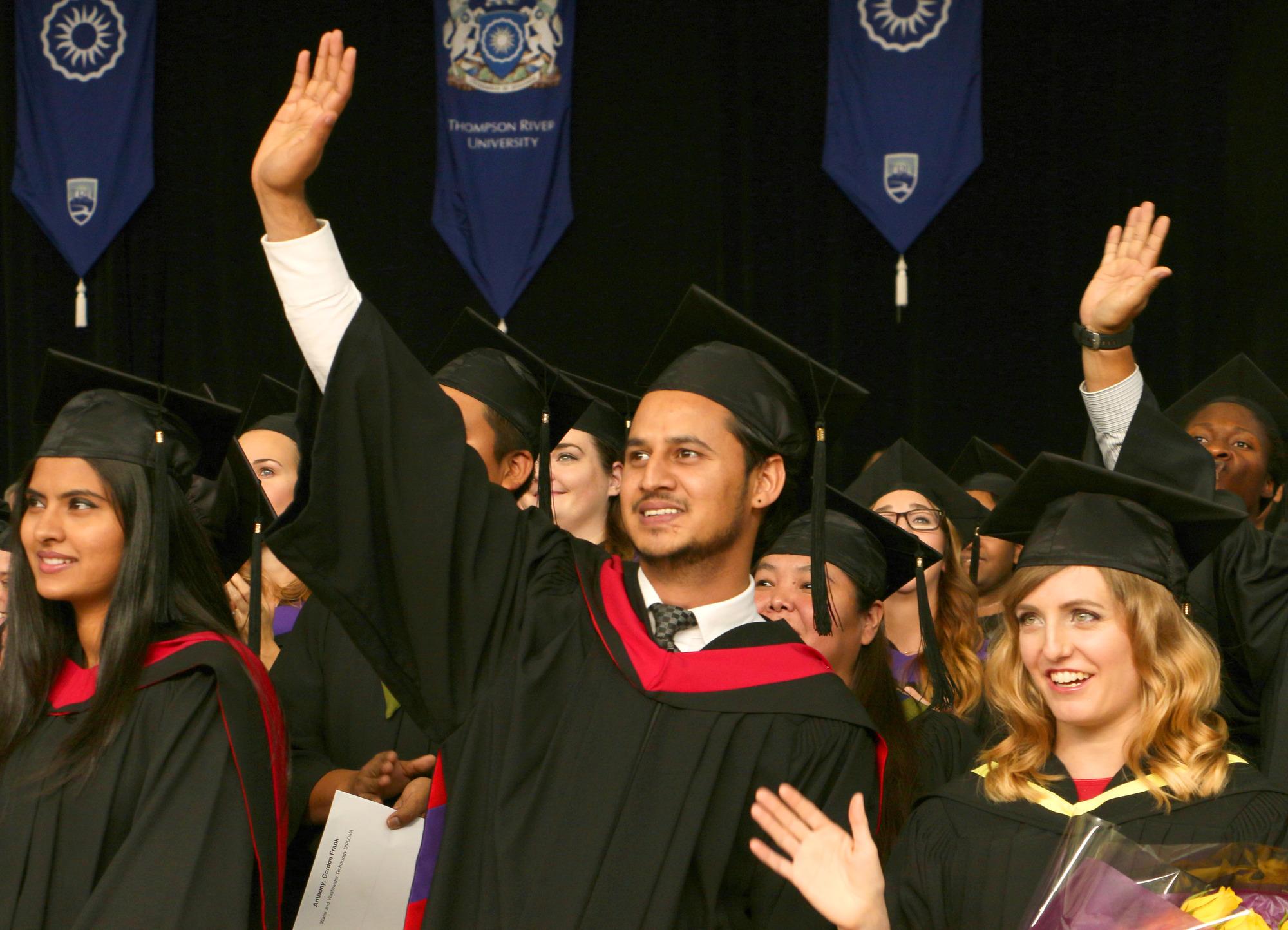 Thompson-Rivers-University-Graduation-July2020