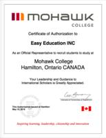 Mohawk College Fennell Applyboard